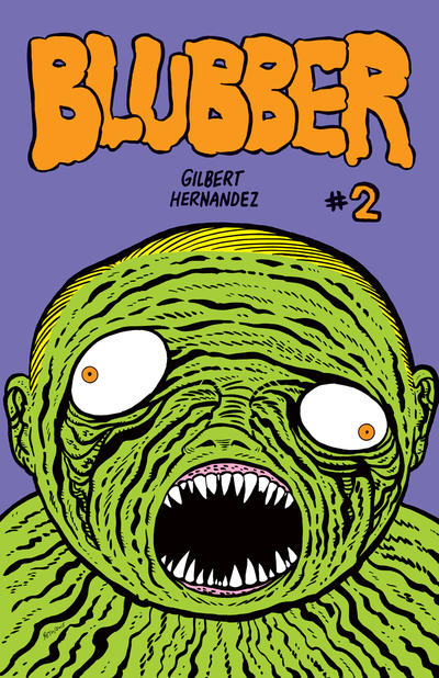 Cover for Blubber (Fantagraphics, 2015 series) #2
