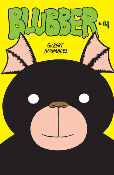 Cover for Blubber (Fantagraphics, 2015 series) #4