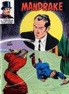 Cover for Mandrake - Il Vascello [Series Two] (Edizioni Fratelli Spada, 1967 series) #84