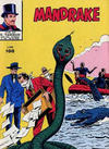 Cover for Mandrake - Il Vascello [Series Two] (Edizioni Fratelli Spada, 1967 series) #96