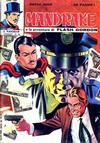 Cover for Mandrake - Il Vascello [Series Three] (Edizioni Fratelli Spada, 1971 series) #11