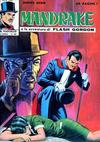 Cover for Mandrake - Il Vascello [Series Three] (Edizioni Fratelli Spada, 1971 series) #29