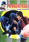 Cover for Mandrake - Il Vascello [Series Three] (Edizioni Fratelli Spada, 1971 series) #15