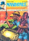Cover for Mandrake - Il Vascello [Series Three] (Edizioni Fratelli Spada, 1971 series) #28