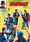 Cover for Mandrake - Il Vascello [Series Two] (Edizioni Fratelli Spada, 1967 series) #23