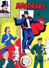 Cover for Mandrake - Il Vascello [Series Two] (Edizioni Fratelli Spada, 1967 series) #113