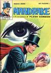 Cover for Mandrake - Il Vascello [Series Three] (Edizioni Fratelli Spada, 1971 series) #17