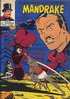 Cover for Mandrake - Il Vascello [Series Two] (Edizioni Fratelli Spada, 1967 series) #99