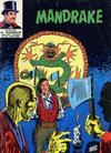 Cover for Mandrake - Il Vascello [Series Two] (Edizioni Fratelli Spada, 1967 series) #12