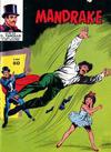 Cover for Mandrake - Il Vascello [Series Two] (Edizioni Fratelli Spada, 1967 series) #59