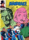 Cover for Mandrake - Il Vascello [Series Two] (Edizioni Fratelli Spada, 1967 series) #25