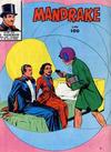 Cover for Mandrake - Il Vascello [Series Two] (Edizioni Fratelli Spada, 1967 series) #81