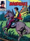 Cover for Mandrake - Il Vascello [Series Two] (Edizioni Fratelli Spada, 1967 series) #72