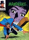 Cover for Mandrake - Il Vascello [Series Two] (Edizioni Fratelli Spada, 1967 series) #85