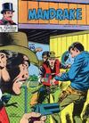 Cover for Mandrake - Il Vascello [Series Two] (Edizioni Fratelli Spada, 1967 series) #48