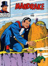Cover for Mandrake - Il Vascello [Series Two] (Edizioni Fratelli Spada, 1967 series) #87