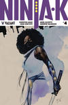 Cover for Ninja-K (Valiant Entertainment, 2017 series) #4 [Cover C - Roberto de la Torre]