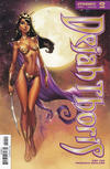 Cover for Dejah Thoris (Dynamite Entertainment, 2018 series) #1 [Cover A Nen Chang]