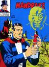 Cover for Mandrake - Il Vascello [Series Two] (Edizioni Fratelli Spada, 1967 series) #109