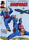 Cover for Mandrake - Il Vascello [Series Two] (Edizioni Fratelli Spada, 1967 series) #105