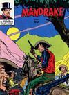 Cover for Mandrake - Il Vascello [Series Two] (Edizioni Fratelli Spada, 1967 series) #58