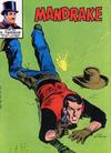 Cover for Mandrake - Il Vascello [Series Two] (Edizioni Fratelli Spada, 1967 series) #46