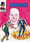 Cover for Mandrake - Il Vascello [Series Two] (Edizioni Fratelli Spada, 1967 series) #93