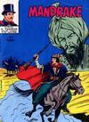 Cover for Mandrake - Il Vascello [Series Two] (Edizioni Fratelli Spada, 1967 series) #92