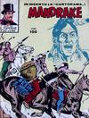Cover for Mandrake - Il Vascello [Series Two] (Edizioni Fratelli Spada, 1967 series) #102