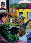 Cover for Mandrake - Il Vascello [Series Two] (Edizioni Fratelli Spada, 1967 series) #60