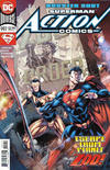 Cover for Action Comics (DC, 2011 series) #997 [Booth / Rapmund Cover]