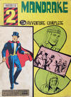 Cover for Raccolta Mandrake (Edizioni Fratelli Spada, 1967 ? series) #2