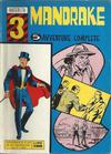Cover for Raccolta Mandrake (Edizioni Fratelli Spada, 1967 ? series) #3