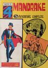 Cover for Raccolta Mandrake (Edizioni Fratelli Spada, 1967 ? series) #4