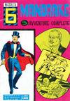 Cover for Raccolta Mandrake (Edizioni Fratelli Spada, 1967 ? series) #6