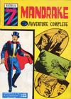 Cover for Raccolta Mandrake (Edizioni Fratelli Spada, 1967 ? series) #7