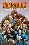 Cover for Armstrong and the Vault of Spirits (Valiant Entertainment, 2018 series) #1 [Cover B - Juan José Ryp]