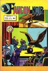 Cover for Faucon Noir (Arédit-Artima, 1977 series) #9