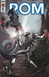Cover for ROM (IDW, 2016 series) #6 [Regular Cover]