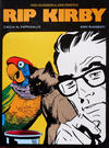 Cover for New Comics Now (Comic Art, 1979 series) #53 - Rip Kirby di Prentice