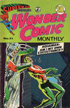 Cover for Superman Presents Wonder Comic Monthly (K. G. Murray, 1965 ? series) #71