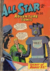 Cover for All Star Adventure Comic (K. G. Murray, 1959 series) #30