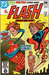 Cover for The Flash (DC, 1959 series) #296 [Direct]