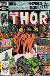 Cover Thumbnail for Thor (1966 series) #313 [Direct]