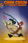 Cover Thumbnail for Chim Chum and the Portly Samurai (2018 series) #1 [Doughnut Cover]