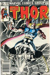 Cover for Thor (Marvel, 1966 series) #334 [Canadian]