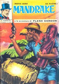 Cover Thumbnail for Mandrake - Il Vascello [Series Three] (Edizioni Fratelli Spada, 1971 series) #28