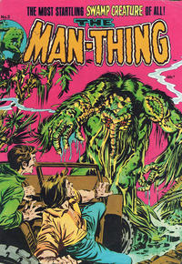 Cover Thumbnail for The Man-Thing (Yaffa / Page, 1980 series) #2