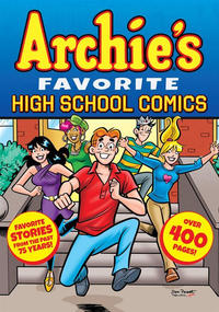 Cover Thumbnail for Archie's Favorite High School Comics (Archie, 2015 series)