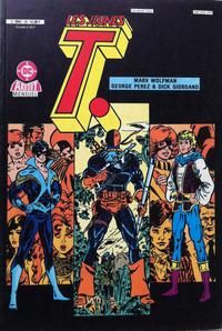 Cover Thumbnail for Les Jeunes T. (Arédit-Artima, 1985 series) #13